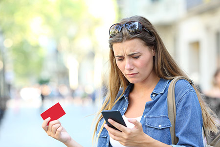 5 Major Credit Card Mistakes to Avoid