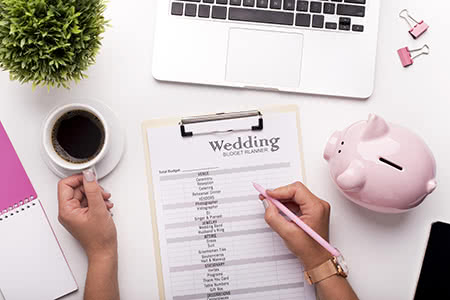 8 Things to Consider When Creating Your Wedding Budget