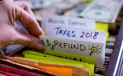 How to Start Prepping Your Tax Returns Now